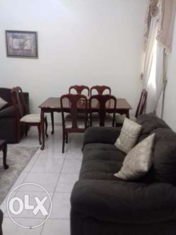 Well maintained fully furnished flat for rent at najma مطار الدوحة -  2