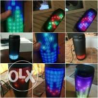 Like JBL PULSE. HOT Colorful Waterproof Bluetooth Speaker Wireless NFC