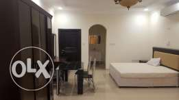 Executive bachelor studio available near tawar mall