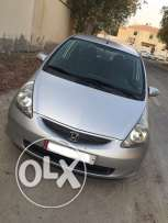 Honda Jazz 2007 with 5 digits plate number