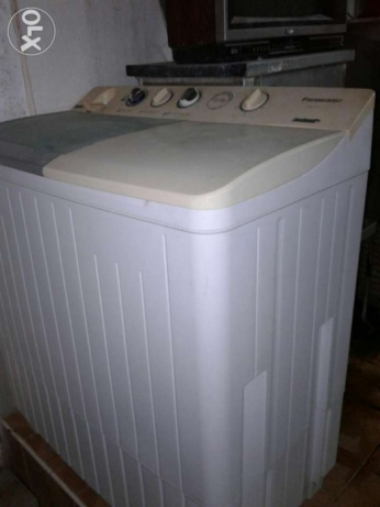 Panasonic 12 kg.washing & spin dryer
