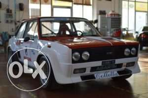 Fiat 131 Abarth - Group 4 (racing)