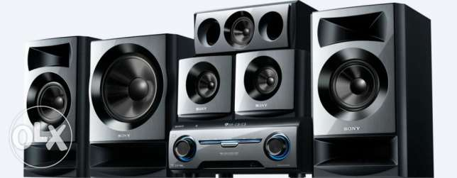 sony 5.1 home theater system ht-m22