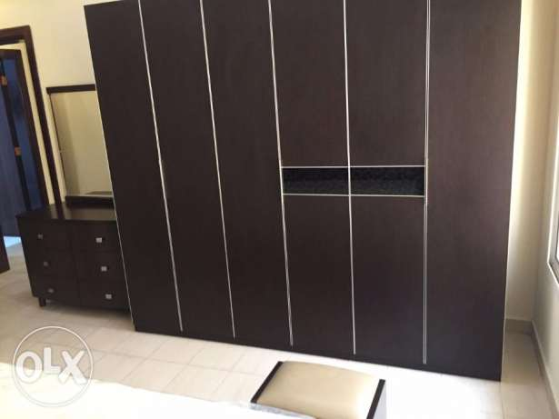 Roomz Available* Stylish 3 bhk/02bhk FF flat Al Sadd *
