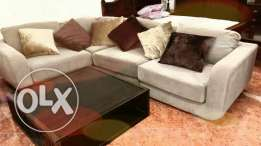 For sale L safe sofa.