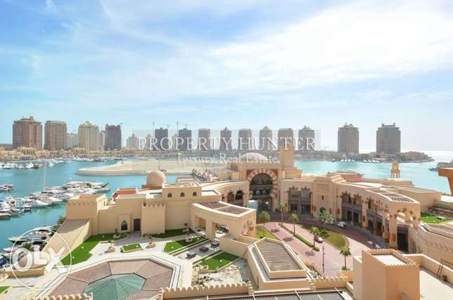 Luxury 3 Bed + Maid apartment with amazing view