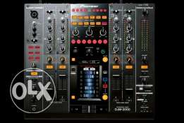 I am selling Pioneer-DJM-2000 - DJ-Mixer-MINT