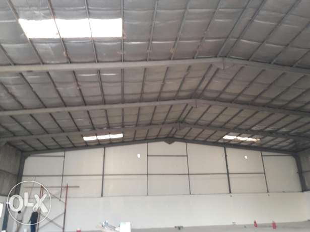 For rent Garage size 800mq