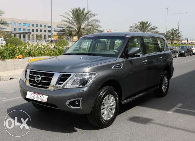 New Nissan - PATROL SE T2 Model 2017