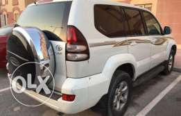 Great Offer Well Maintained Prado VX for sale,price slightly negotiabl