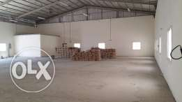 Warehouse for rent - 550 sqmr