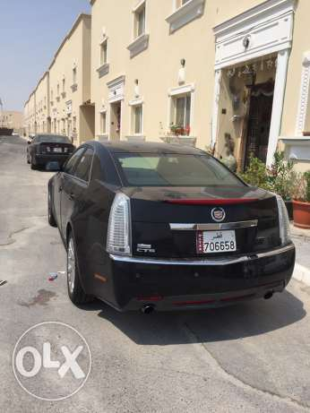 Cadillac CTS 2010 3.0 in perfect condition الغرافة -  3