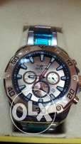 Men's New Invicta 18K gold plated