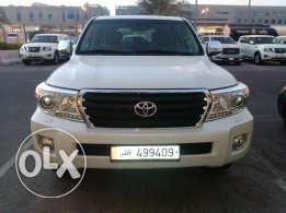 Toyota -Land Cruiser - GX - 2012 - 4.0L