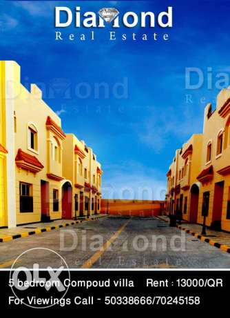 New - 5 bedroom Villa - Easy Access to F Ring & Salwa Rd - For Rent