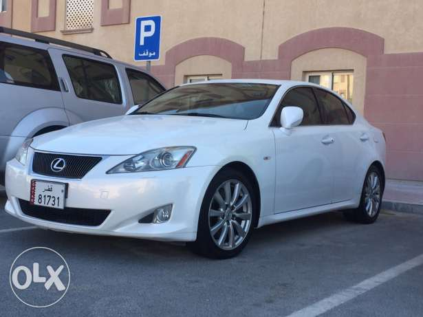 Mint condition,Lexus with low mileage, it comes with nice number plate too.. النعيجة -  8