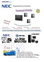 NEC PABX Special Promotion