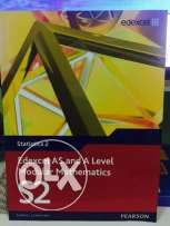 Mathematics Statistics(S2) for A level, BRAND NEW !!