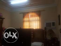 One big room unfurnished with AC altumama