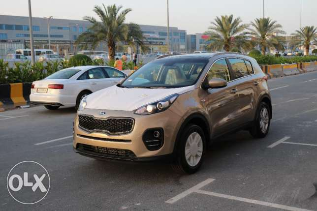 Sportage 2017 - GOLDEN