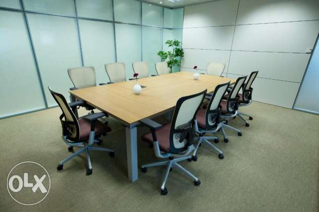 Furnished and luxurious offices in Sadd