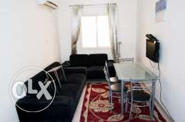2 bhk semi furnished very nice apartment in old airport