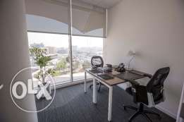 Fully serviced office, ready to move in