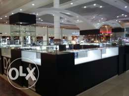 Retail space to rent in The Center Mall