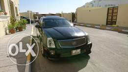 Cadillac STS-V 2009 Supercharged