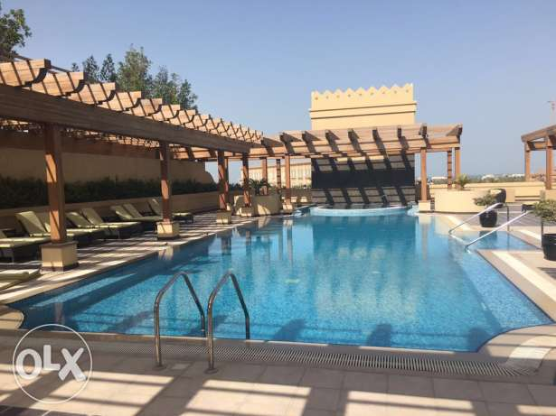 Cute studio fully furnished in The Pearl . الؤلؤة -قطر -  1