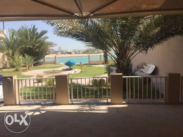 Ω 2 RENT Stylish BEACH Facing Villa West Lagoona