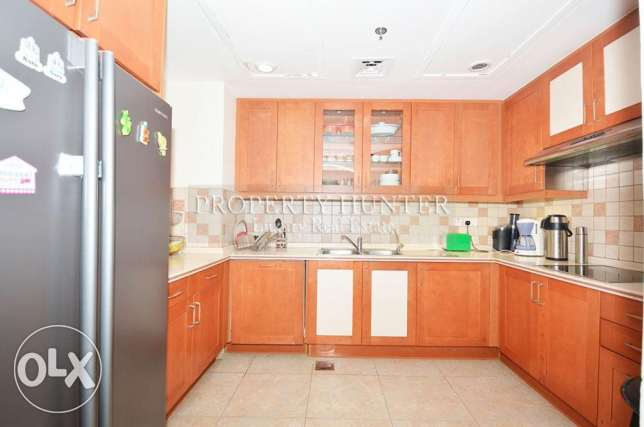 2 Bed Apartment with Canal & Marina View الؤلؤة -قطر -  4
