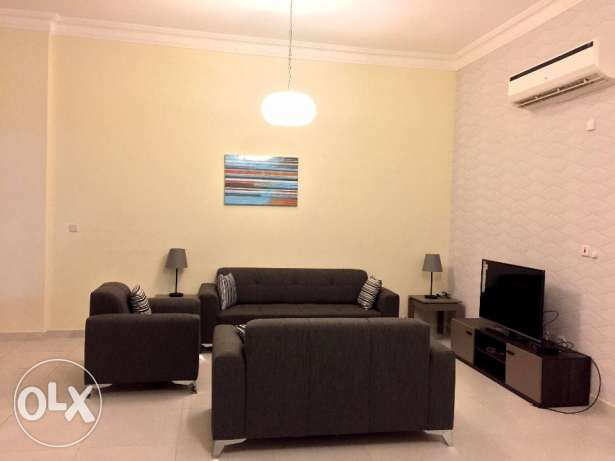 brand new spacious fully furnished 1 bhk deluxe apartment at al sadd