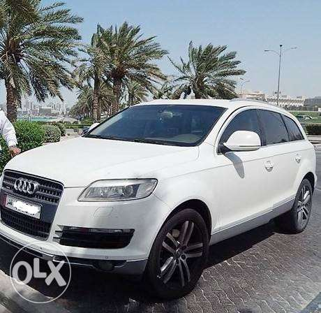 Audi Q7 4.2 Quattro Auction