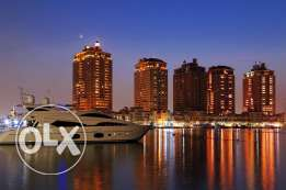 Superior home located within dynamic and exclusive Bldg inPorto Arabia