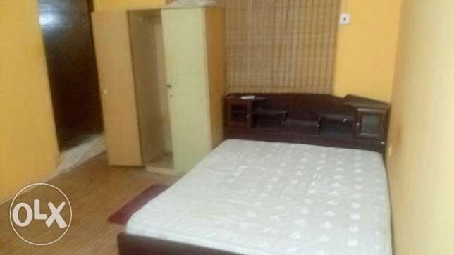 Semi furnished studio room available near to ICC signal