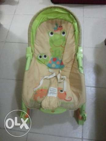 Fisher Price Rocker cum toddler chair