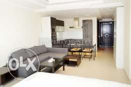 Palatial Furnished Studio Apartment