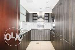 1 Bedroom semi furnished apartment in an astounding location