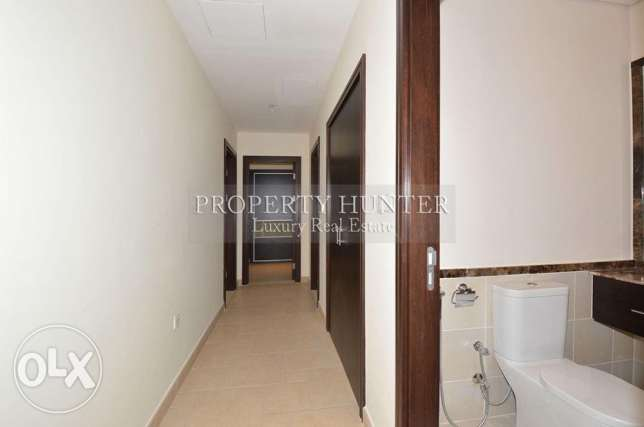 3 Bed apartment with beautiful canal views الؤلؤة -قطر -  6