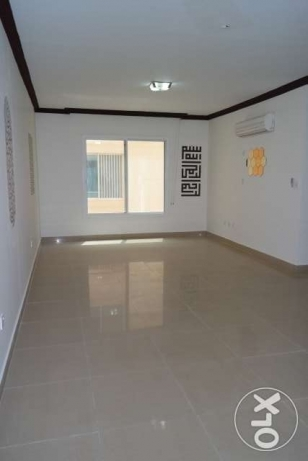 spacious 3bhk unfurnished apartment in al Sadd