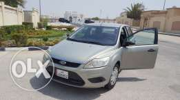 Totally in Excellent condition 93% Model ( Ford focus) 2009 (1.6ltr