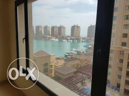 1 B/R porto arabia Semi Furnished for rent