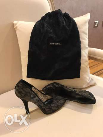 Authentic pre owned Dolce&Gabanna highheel