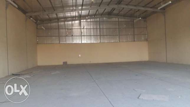 Warehouse 500 sqmr for rent