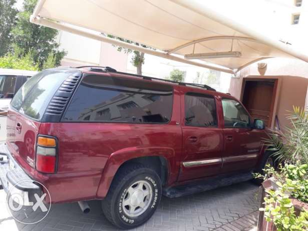 GMC subarban2004 FOR SALE