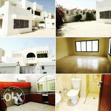 1 BHK(Out house) Available For Rent in a Villa in Matar Qadeem Area