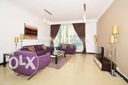 Fully Furnished 3 Bedroom Apartment in West Bay
