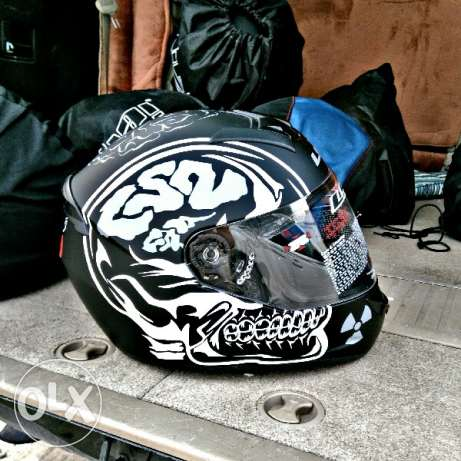 LS2 the crazy skull