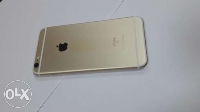IPhone 6S Plus 16 Gb gold like new